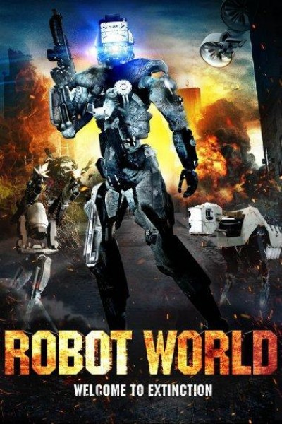 Caratula, cartel, poster o portada de Reconnoiter (Robot World)