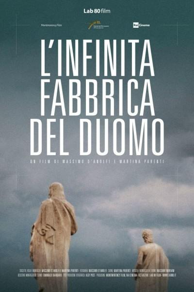 Caratula, cartel, poster o portada de L\'infinita fabbrica del Duomo