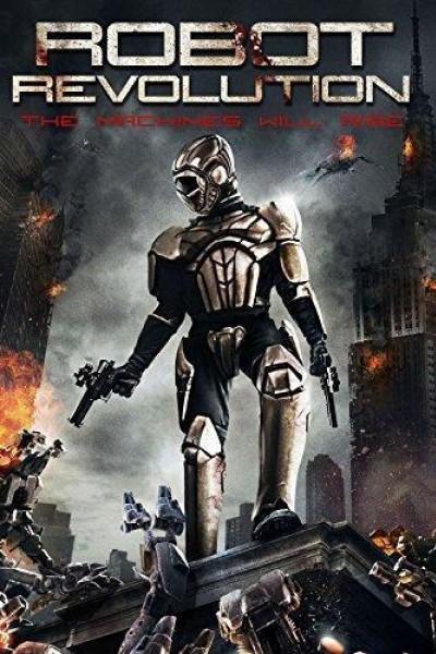 Caratula, cartel, poster o portada de Robot Revolution