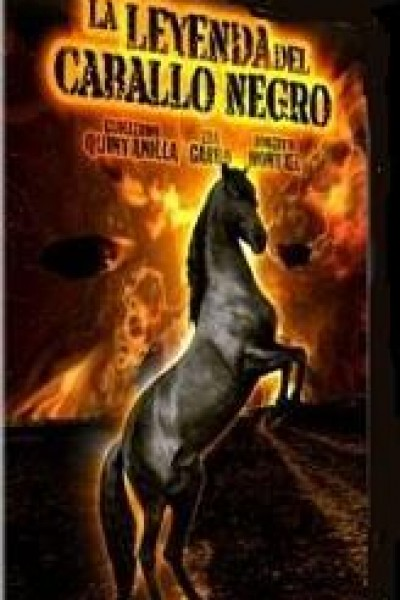 Caratula, cartel, poster o portada de La leyenda del caballo negro