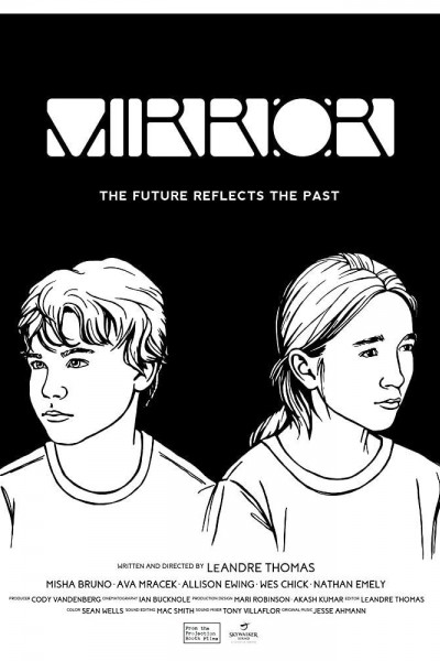 Caratula, cartel, poster o portada de Mirror
