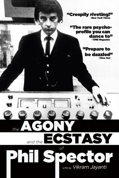 Caratula, cartel, poster o portada de The Agony and the Ecstasy of Phil Spector
