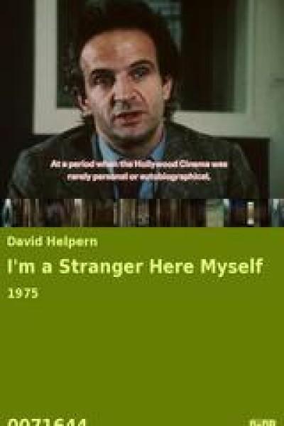 Caratula, cartel, poster o portada de I\'m a Stranger Here Myself