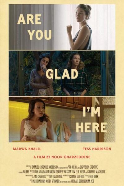 Caratula, cartel, poster o portada de Are You Glad I\'m Here