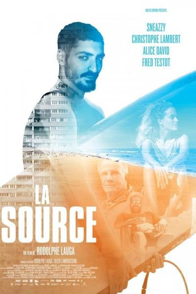 Caratula, cartel, poster o portada de La source
