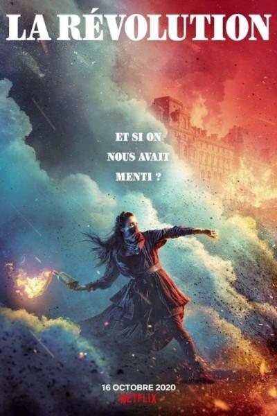 Caratula, cartel, poster o portada de La Revolución