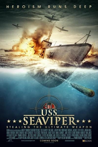 Caratula, cartel, poster o portada de USS Seaviper