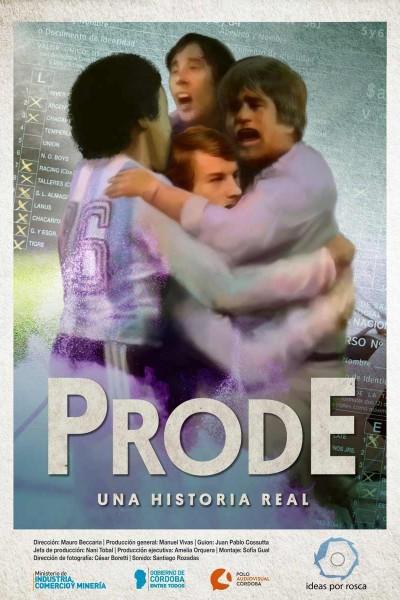 Caratula, cartel, poster o portada de Prode