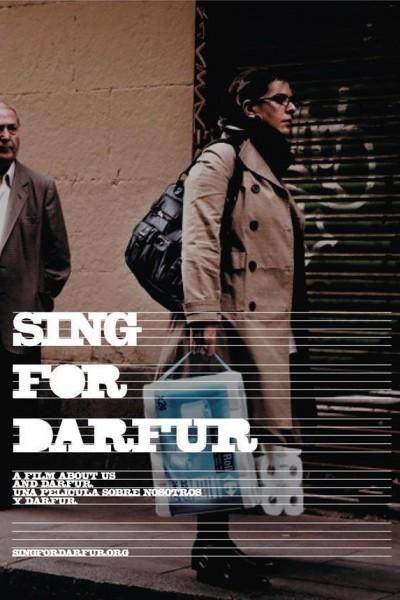 Caratula, cartel, poster o portada de Sing for Darfur