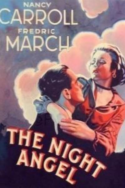 Caratula, cartel, poster o portada de El ángel de la noche