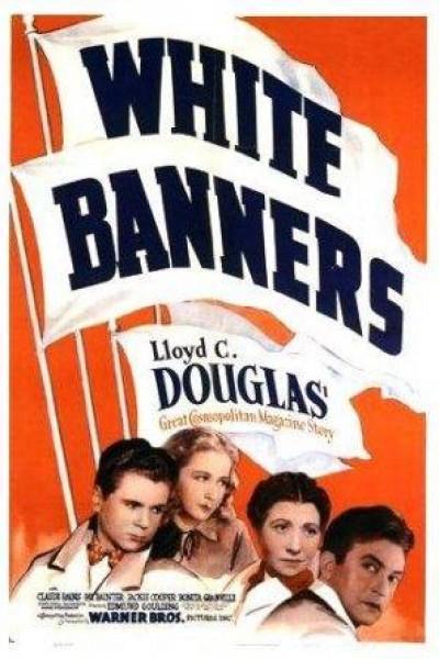 Caratula, cartel, poster o portada de White Banners