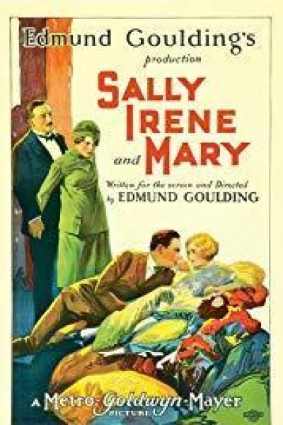 Caratula, cartel, poster o portada de Sally, Irene y Mary