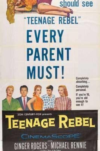 Caratula, cartel, poster o portada de Teenage Rebel