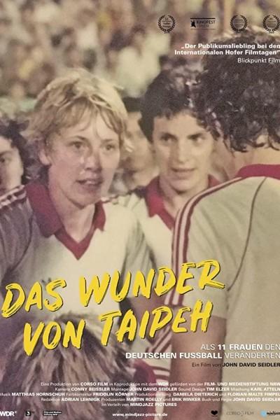 Caratula, cartel, poster o portada de Das Wunder von Taipeh