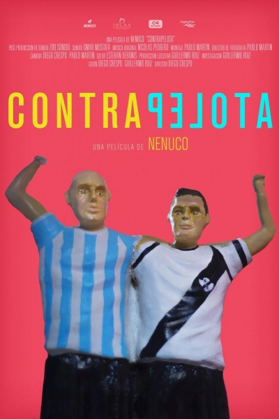 Caratula, cartel, poster o portada de Contrapelota