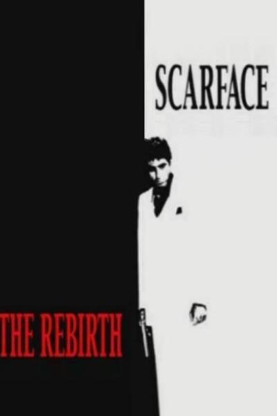 Caratula, cartel, poster o portada de Scarface: La vuelta a nacer