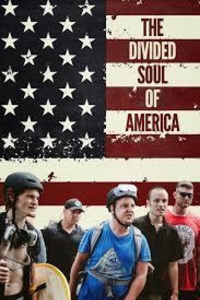 Caratula, cartel, poster o portada de El alma dividida de América