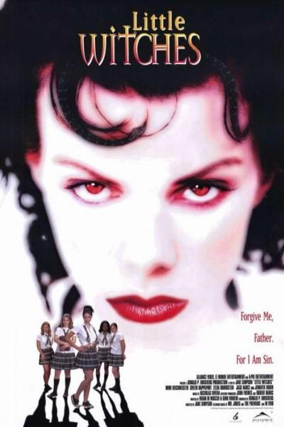 Caratula, cartel, poster o portada de Pequeñas brujas