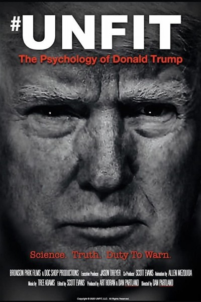 Caratula, cartel, poster o portada de Unfit: The Psychology Of Donald Trump