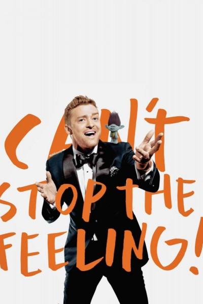 Caratula, cartel, poster o portada de Justin Timberlake: Can\'t Stop the Feeling (Vídeo musical)