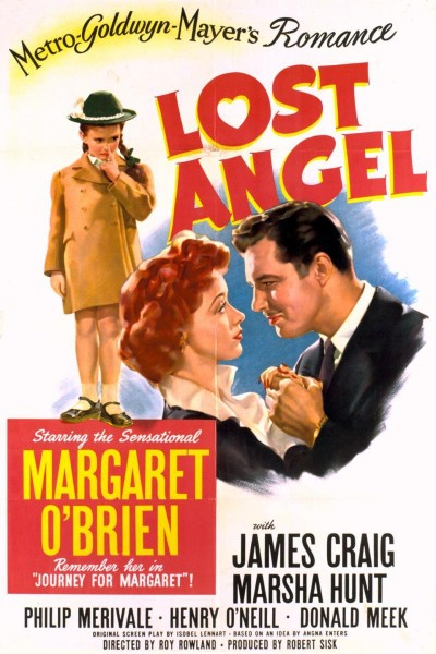 Caratula, cartel, poster o portada de Lost Angel