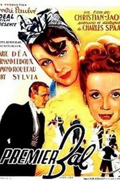Caratula, cartel, poster o portada de Premier bal