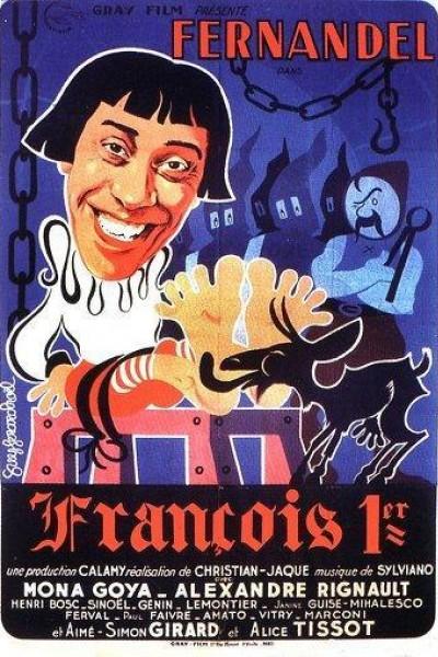 Caratula, cartel, poster o portada de François Premier