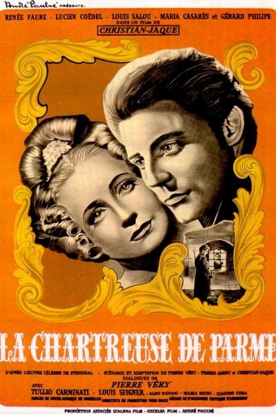 Caratula, cartel, poster o portada de El prisionero de Parma