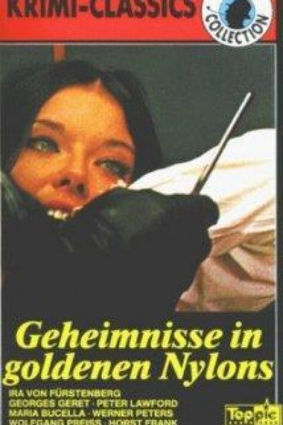 Caratula, cartel, poster o portada de Geheimnisse in goldenen Nylons