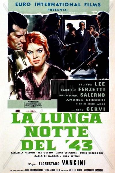 Caratula, cartel, poster o portada de La larga noche del 43