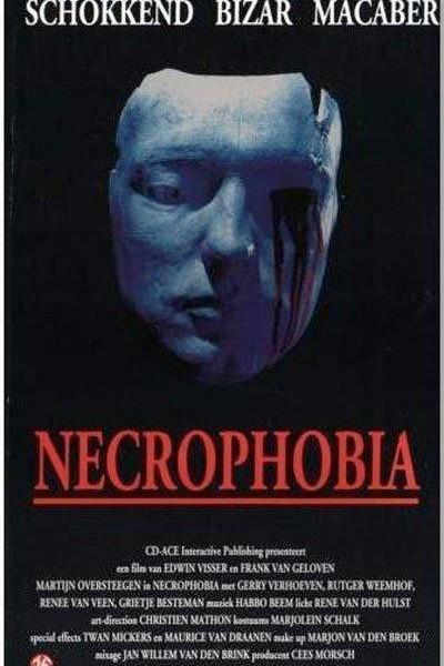 Caratula, cartel, poster o portada de Necrophobia