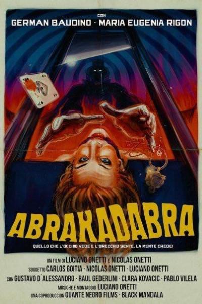 Caratula, cartel, poster o portada de Abrakadabra