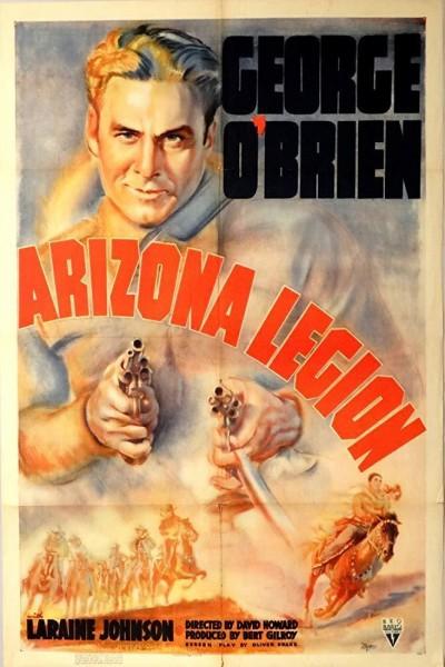 Caratula, cartel, poster o portada de Arizona Legion