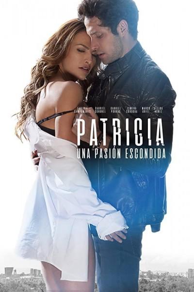 Caratula, cartel, poster o portada de Patricia, una pasión escondida