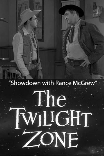 Caratula, cartel, poster o portada de La dimensión desconocida: Momento decisivo con Range McGrew