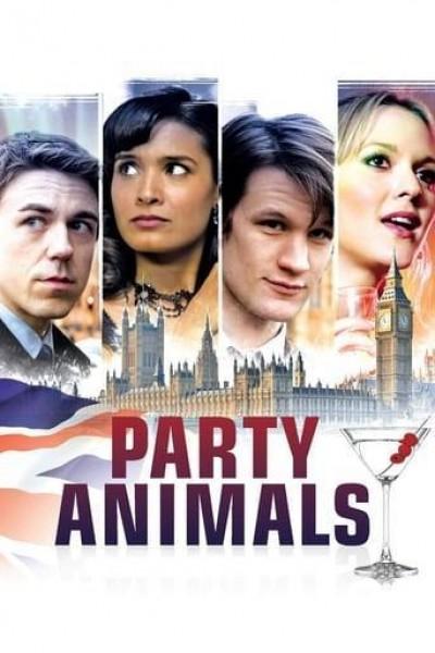 Caratula, cartel, poster o portada de Party Animals