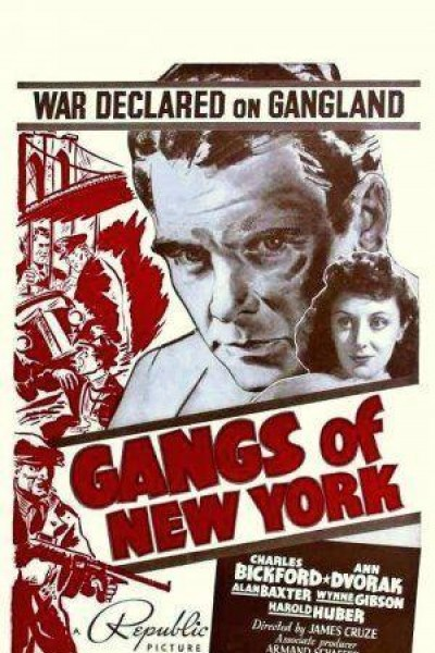 Caratula, cartel, poster o portada de Gangs of New York