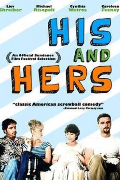 Caratula, cartel, poster o portada de His and Hers