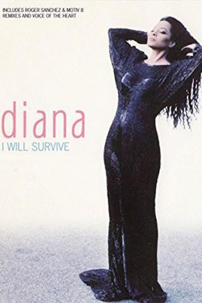 Caratula, cartel, poster o portada de Diana Ross: I Will Survive (Vídeo musical)