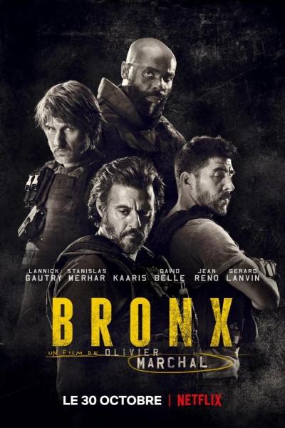 Caratula, cartel, poster o portada de Bronx
