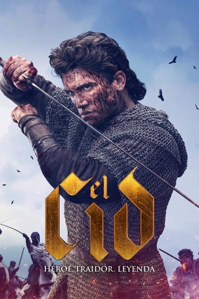 Caratula, cartel, poster o portada de El Cid