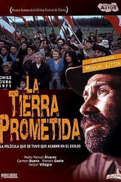 Caratula, cartel, poster o portada de La tierra prometida