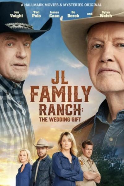 Caratula, cartel, poster o portada de JL Family Ranch: The Wedding Gift