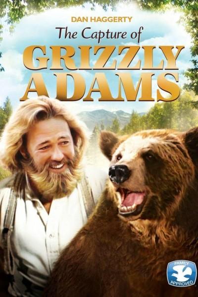Caratula, cartel, poster o portada de The Capture of Grizzly Adams