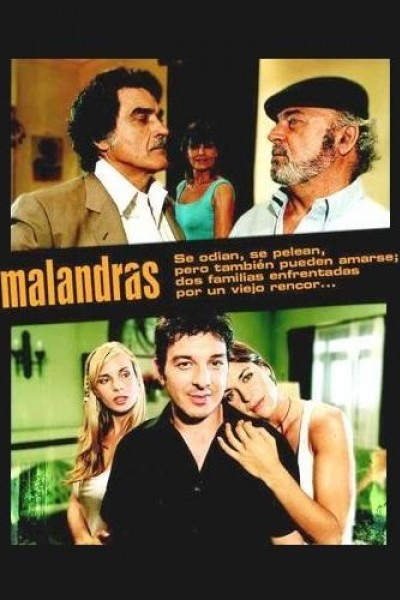 Caratula, cartel, poster o portada de Malandras