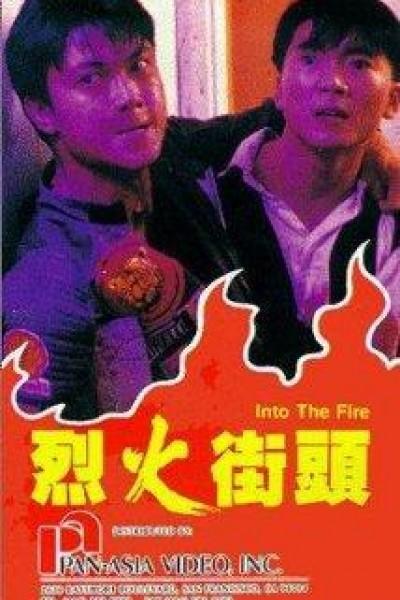 Caratula, cartel, poster o portada de Into the Fire