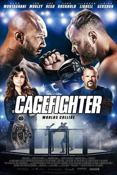 Caratula, cartel, poster o portada de Cagefighter