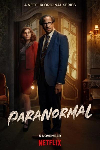 Caratula, cartel, poster o portada de Paranormal