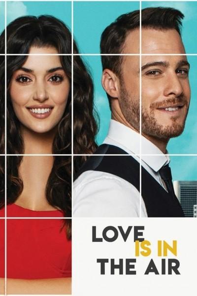 Caratula, cartel, poster o portada de Love is in the Air