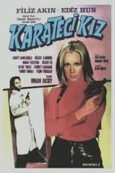 Caratula, cartel, poster o portada de Karate Girl